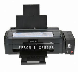 Epson L300 Driver Downloads