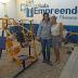 Votorantim Energia investe em academias populares e parquinhos infantis para comunidades no entorno do Complexo Eólico Ventos do Piauí em Santa Filomena