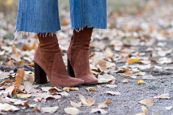 BLog adicta a los zapatos con los botines de la temporada