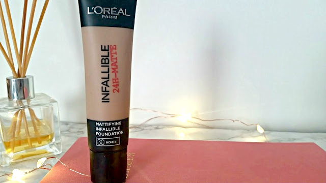 L'Oreal Infallible Matte Asian/Indian Skin