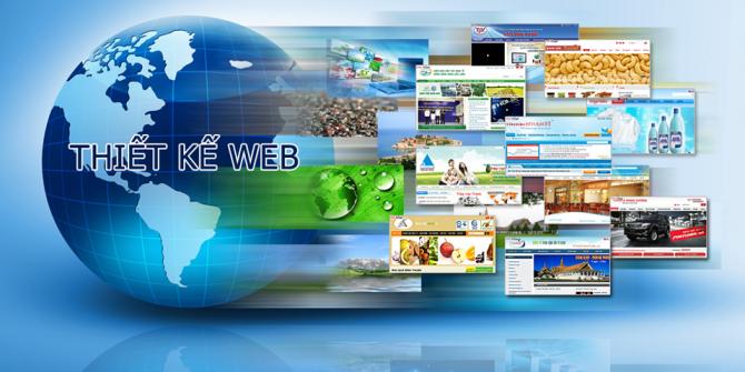 Công ty thiết kế web tại Thủ Dầu Một -  Bình Dương