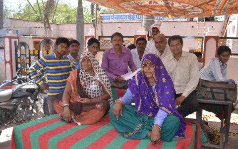 Kota, Dai, Rajasthan, Kota News in Hindi, Protest, gyapan