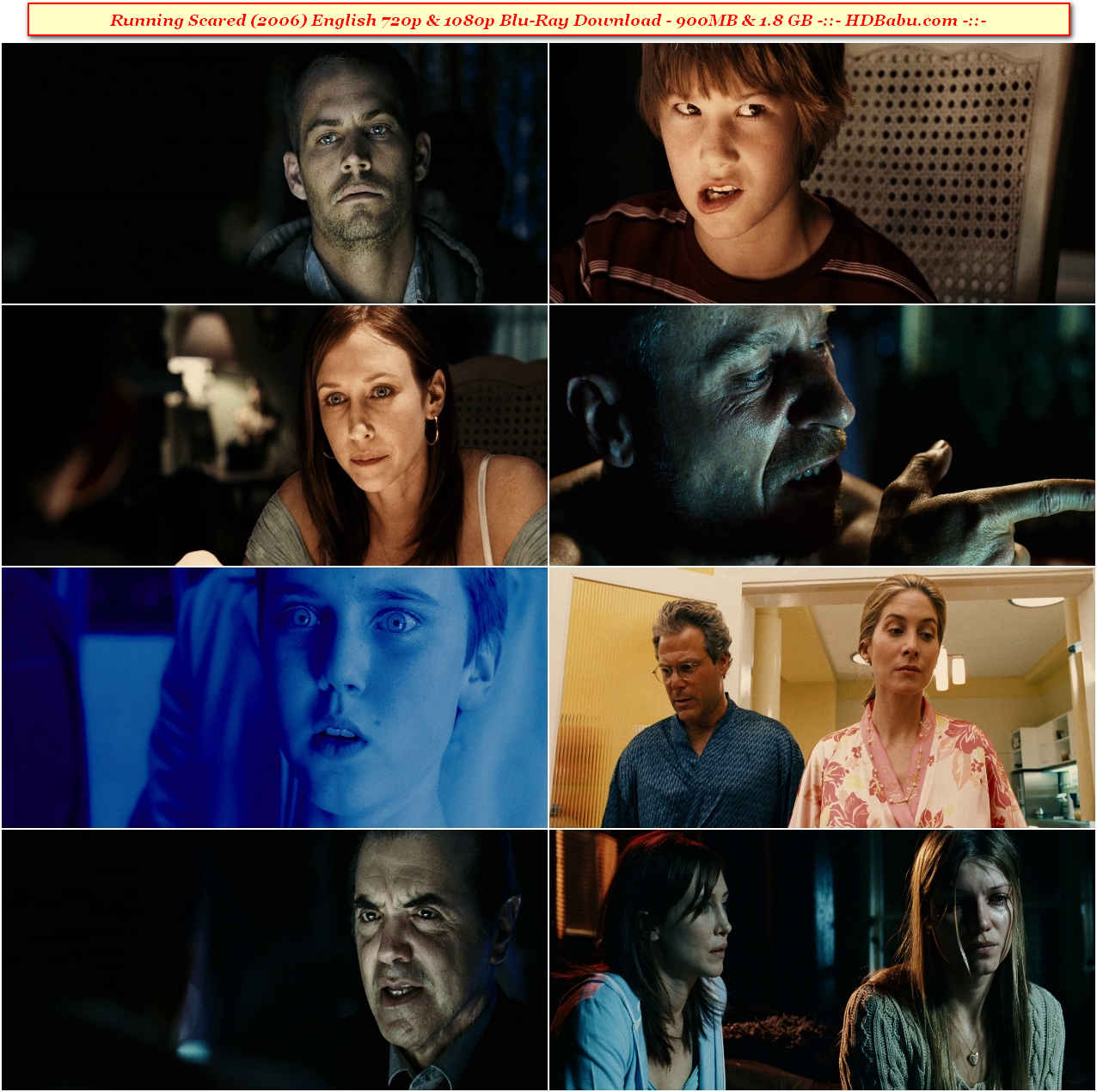 Running Scared Full Movie Download