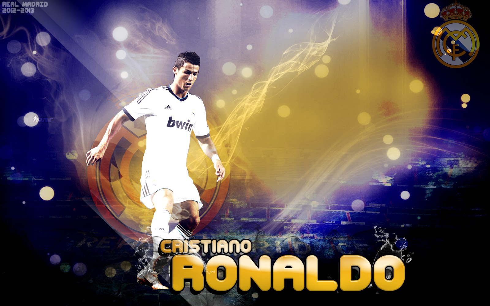 Cristiano Ronaldo Real Madrid Fresh HD Wallpapers 12-2013 ~ All About HD Wallpapers