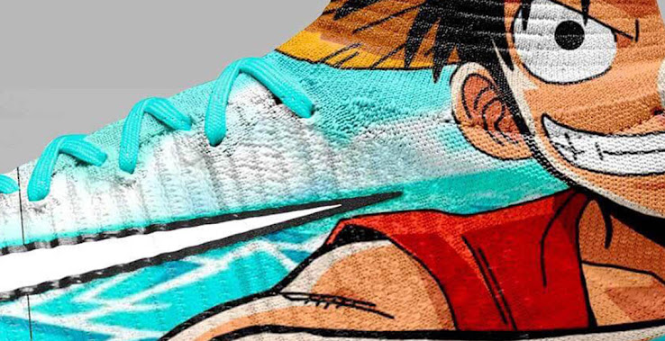 Update GraphicUNTD Has Created Four New Nike Mercurial Superfly V Manga Concept Boots Check Them Out Below