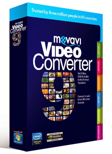 Movavi Video Converter 15.2.1 + Crack