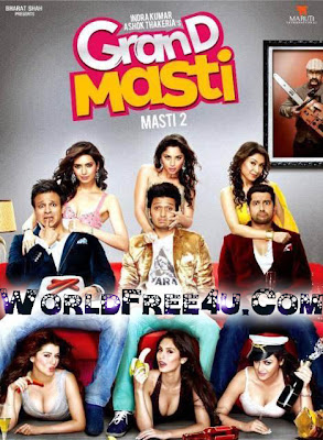 Cover Of Grand Masti (2013) Hindi Movie Mp3 Songs Free Download Listen Online At worldfree4u.com