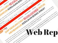 Panduan Memaksimalkan Web Replika Agar Bisa Menjaring Mitra Baru