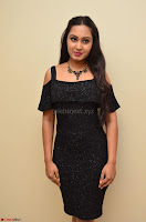 South Actress Amulya in short black dress at Kalamandir Foundation 7th anniversary Celebrations ~  Actress Galleries 030.JPG