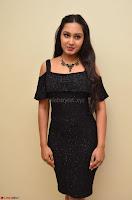 South Actress Amulya in short black dress at Kalamandir Foundation 7th anniversary Celebrations ~  Actress Galleries 030.JPG