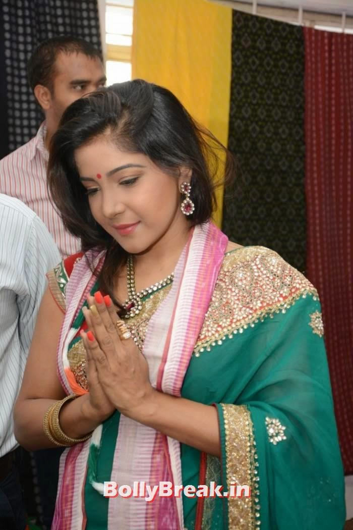 Sakshi Agarwal Stills, Sakshi Agarwal Hot Hd mages in Green Saree