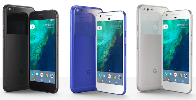 Google Pixel- Smartphone Android Pengganti Google Nexus