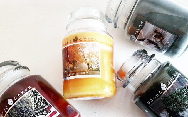 TOP10 Goose Creek Candle (dużo drzewnych!) :)  - Czytaj więcej »