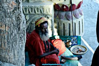 Indian Saint