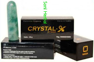 Crystal x obat herbal kewanitaan pasti murah di madu herbal
