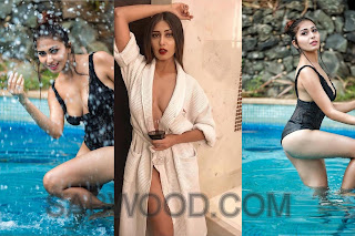 Latest Photoshoot of Ruma Sharma in Swimsuit