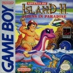 Adventure Island II - Aliens in Paradise