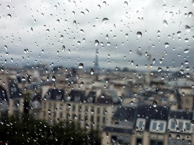 Lluvia en París