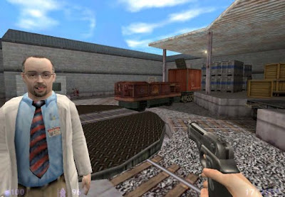 Games Half-Life: Blue Shift