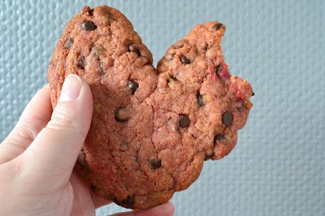 recette cookies inratables