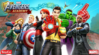 MARVEL Avengers Academy Apk v1.5.2 Mod (Free Store)