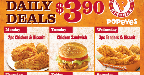 Food Deals Near Me On Wednesday