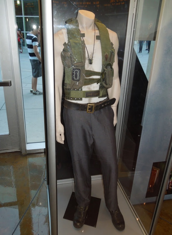 Channing Tatum White House Down movie costume
