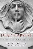 Blog Tour: Dead Harvest by Jeanette Battista & Tracey Phillips *Review & Interview*