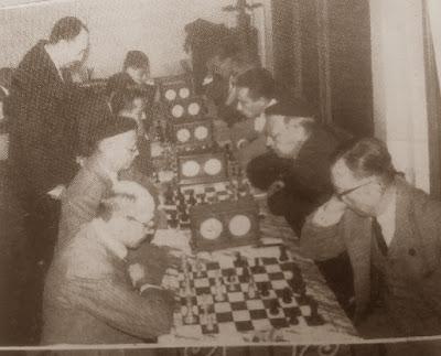 Trofeu Joan Mitjans 1958, tableros 6 al 10