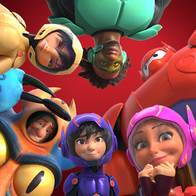 Disney's Big Hero 6 - Official US Trailer 1 - YouTube