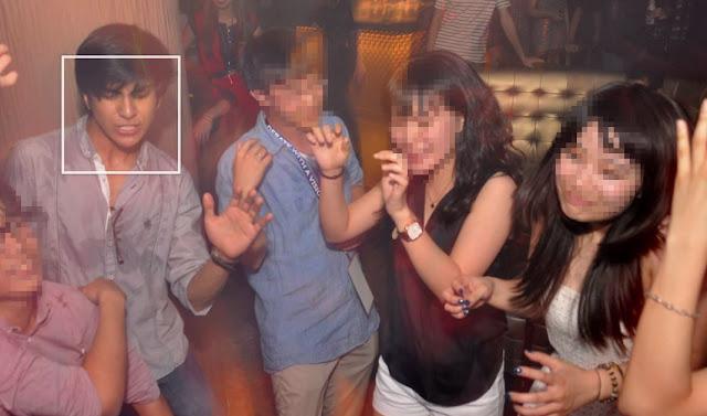 Saddiq-Clubbing