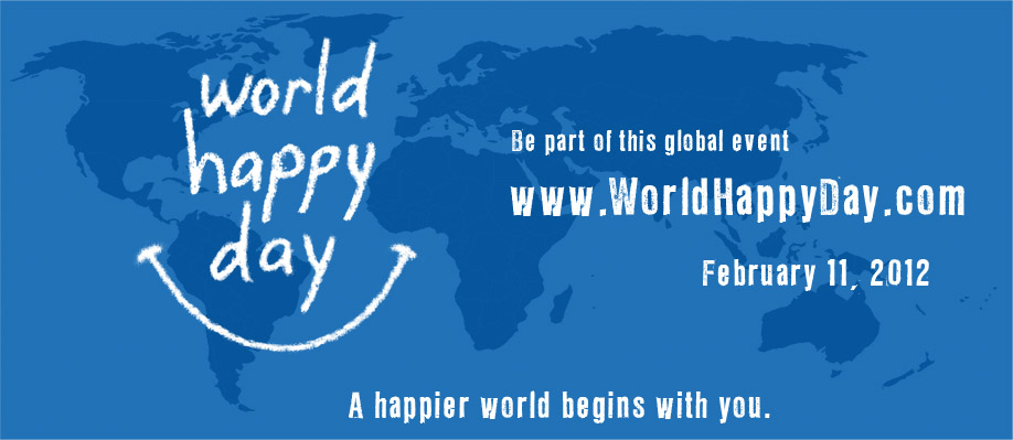 There Are Free Lunches: World Happy Day (via Huffington Post
