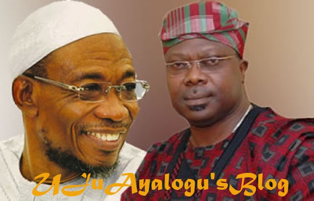 Omisore, Aregbesola Exchange Words Over Governance