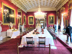 The Great Dining Room Chatsworth