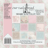 ODBD Shabby Rose Paper Collection