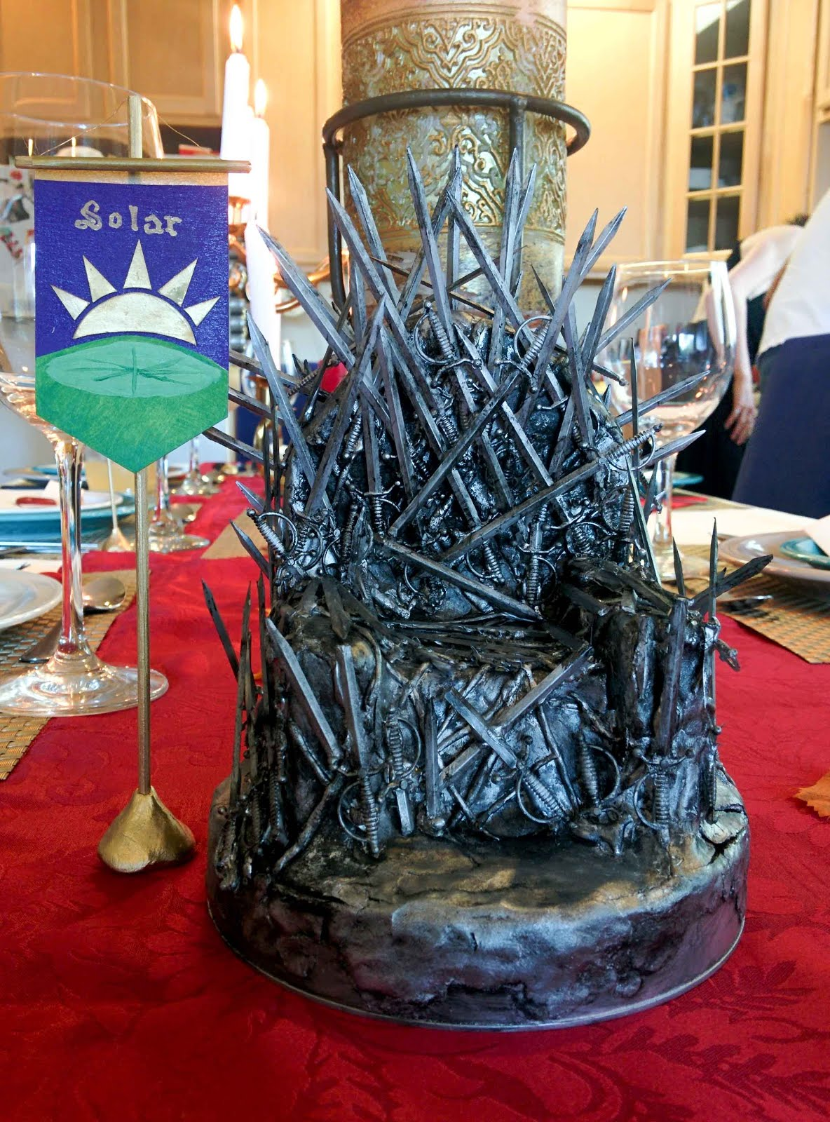 They say the Iron Throne can be perilous cruel to those who were not meant to sit it.