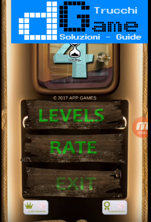 Soluzioni Rooms 4 Free Christmas livello 1-2-3-4-5 | Trucchi e Walkthrough level
