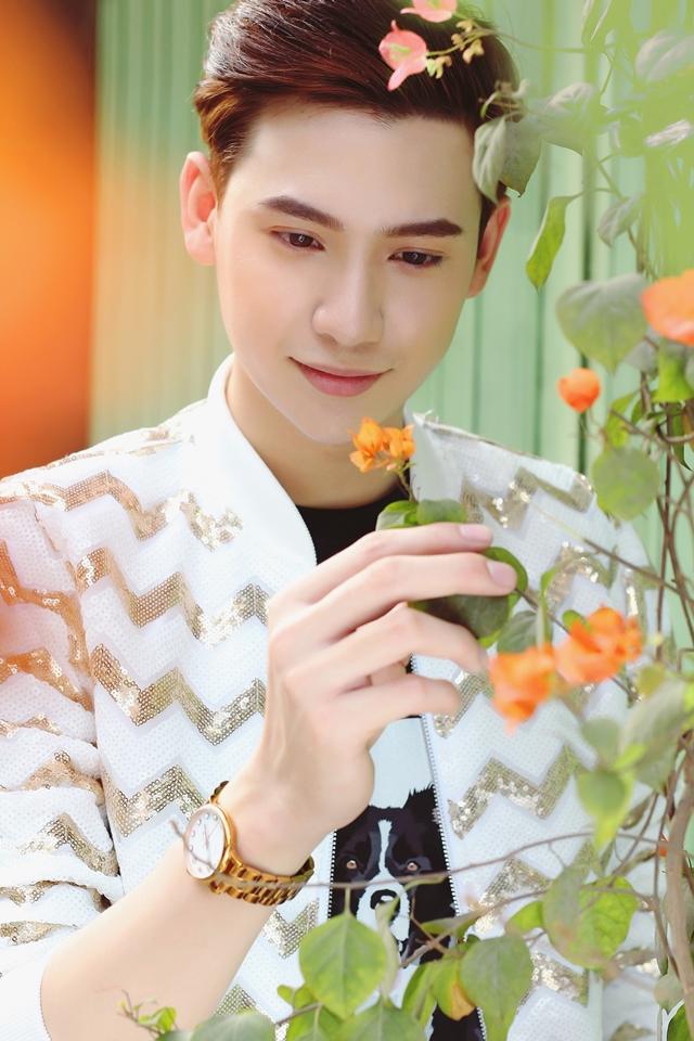 diễn viên trẻ điển trai Đoàn Huỳnh Duy Lâm 3