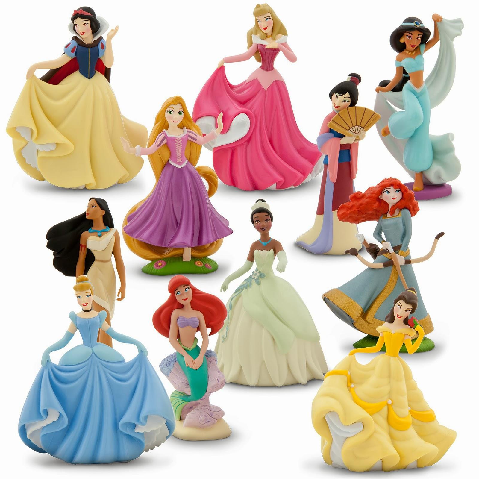 Filmic Light - Snow White Archive: 2013 PVC Princess ...