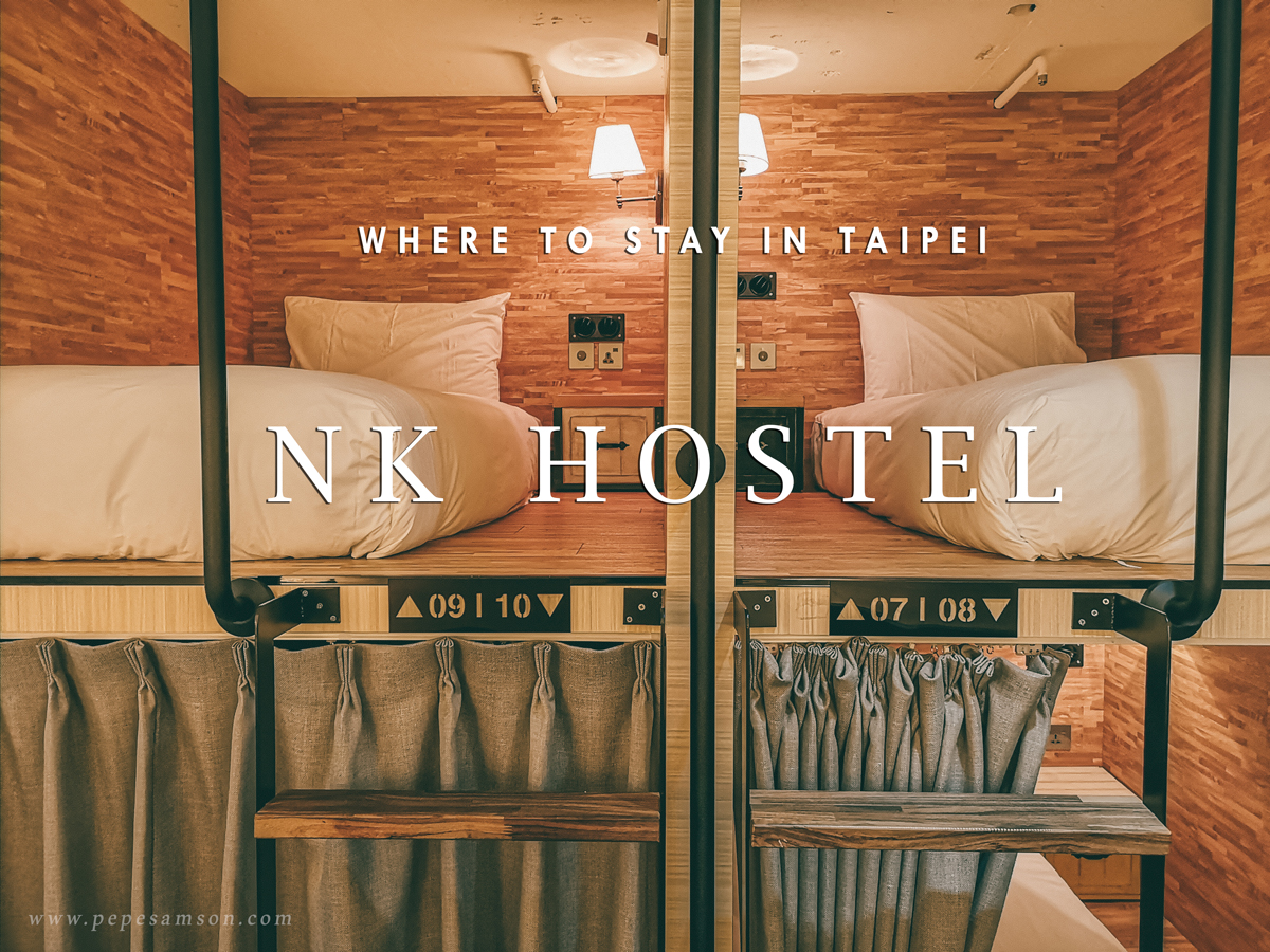 where to stay in taipei taiwan
