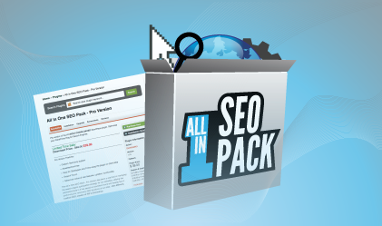 all in one seo pack for blogspot