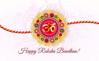 Beautiful Rakhi