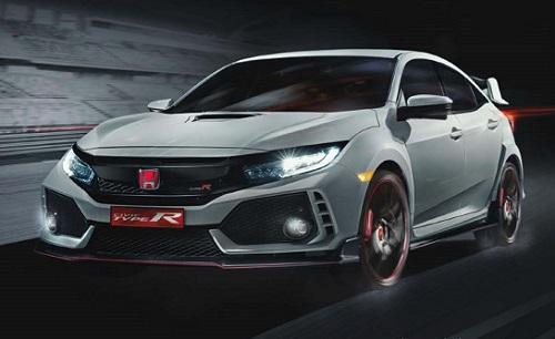 Spesifikasi dan Harga Honda Civic Type R