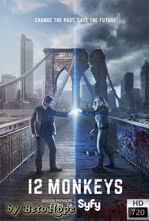 12 Monos Temporada 2 [720p] [Latino-Ingles] [MEGA]