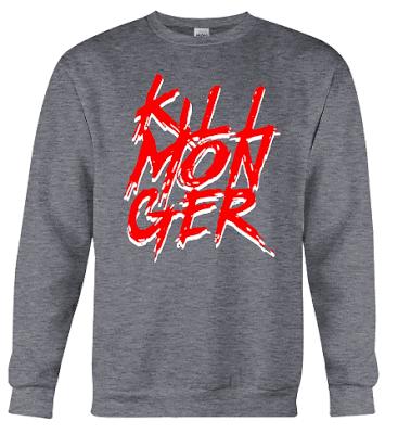 Erik Killmonger Black Panther Hoodie Sweatshirt Sweater