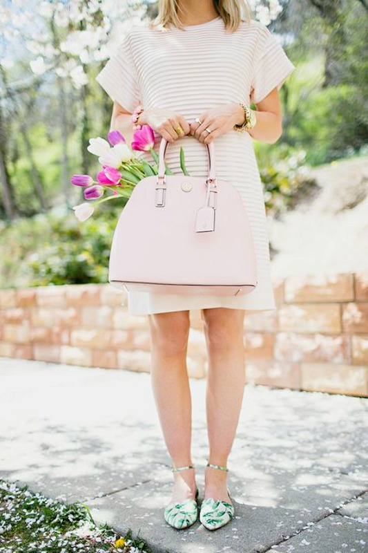 Blushing Pink Shopping Picks - Ioanna's Notebook