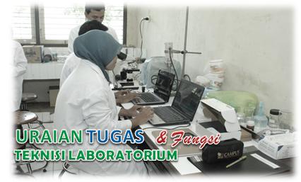 Tugas Dan Fungsi Teknisi Laboratorium