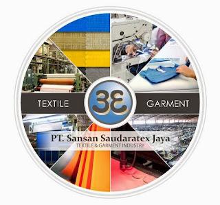 Info Loker SMK Bandung Cimahi PT Sansan Saudaratex Jaya Terbaru