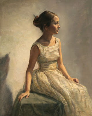 Woman In Dress (2007), Kristy Gordon
