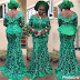 Lovely Aso ebi Styles Lace : Skirt and Blouse